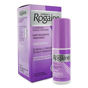 女性用ロゲイン(rogaine for women)