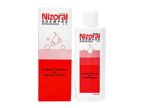 ニゾラールシャンプー(Nizoral shampoo)