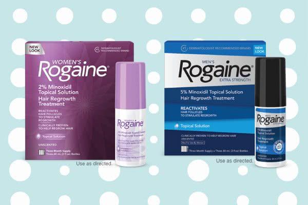 女性が男性用ロゲイン(ミノキシジル)育毛剤を使っても効果ある?