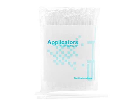 まつ毛育毛剤用のアプリケーター