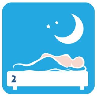 パースピレックスの使い方2 夜間の就寝前に脇や手足に使用する