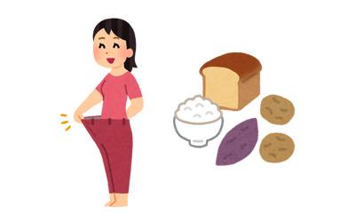 糖質・炭水化物制限ダイエット