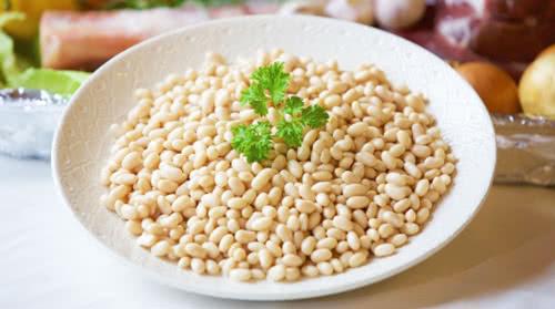 ホワイトキドニービーン(白インゲン豆)
