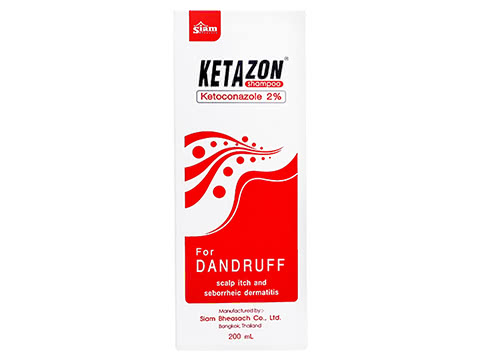 ケタゾンシャンプー(Ketazon shampoo)