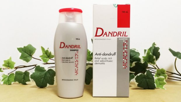ダンドリンシャンプー(Dandril Shampoo)2%