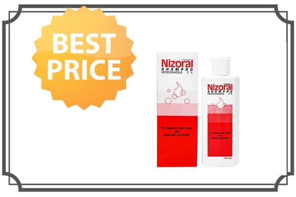 ニゾラールシャンプーを通販最安値で激安購入!個人輸入価格比較まとめ[2%]