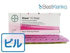 ベストケンコーのダイアン35(Diane35)