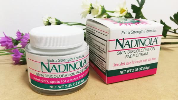 オオサカ堂クーポンコードで購入したナディノラ美白クリーム