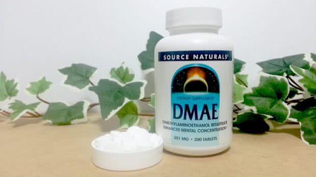 DMAE(Source Naturals)